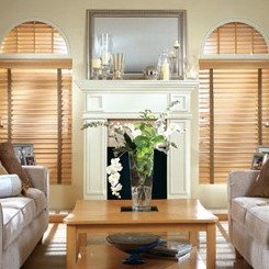 Bass Wood Blinds