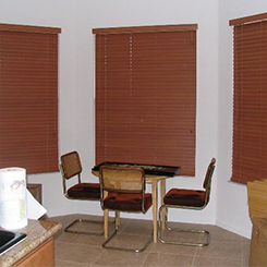 Feaux Wood Blinds